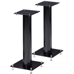 Norstone stylum 1 luidsprekerstands (set prijs) zwart-0