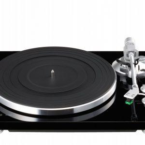 TEAC TN-300 draaitafel platenspeler, USB / Phono versterker - zwart-0
