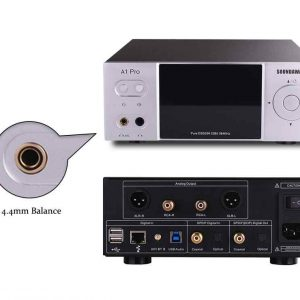 Soundaware A1Pro Flagship Streamer ROON READY DLNA AIRPLAY headphone version-0